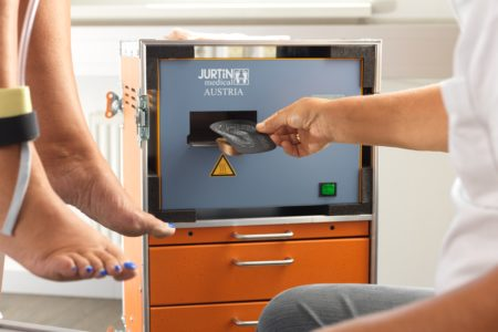 Wkładki wykonane metodą Jurtin medical