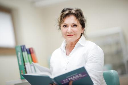 Magdalena Hafezi-Chojecka dyplomowany podolog podolog wedlugstandardow niemieckich