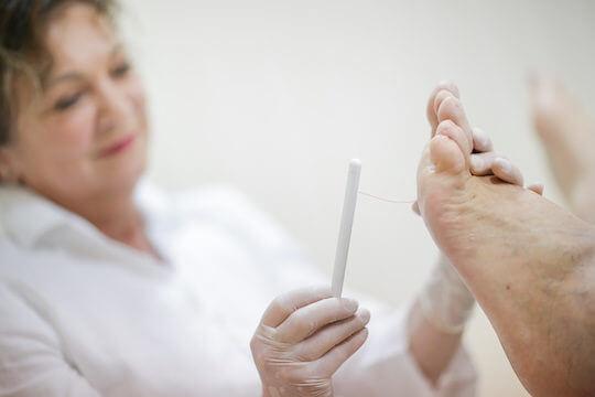Profilaktyka i pielęgnacja stopy cukrzycowej