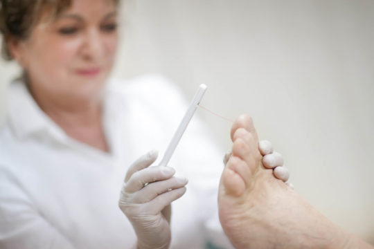 10 kluczowych zasad dbania o stopy w przypadku cukrzycy